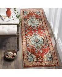 Brown And Orange Area Rug Fall Into This Deal On Mistana Newburyport Orange Area Rug