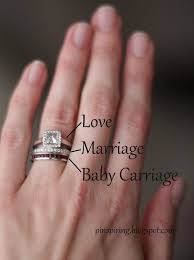 ultrasound wedding band a band with baby s birthstone to wear your wedding band