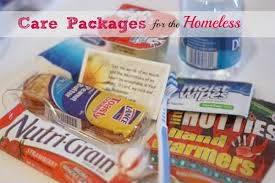 food care packages care packages for homeless helping homeless ways to help