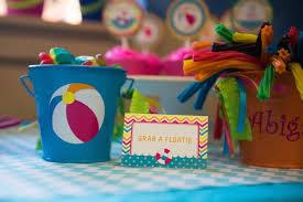 kara u0027s party ideas splish splash themed birthday party