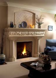 furniture breathtaking antique fireplace mantel designs wood