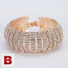 bracelet luxury crystal images Luxury crystal bracelets for women bracelets bangles rawalpindi jpg