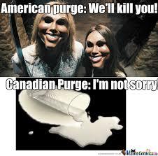 Purge Meme - the purge by recyclebin meme center