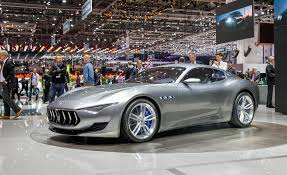 maserati spyder 2018 maserati alfieri 520 horsepower coupe delayed to 2020
