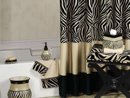 zebra bathroom ideas how to apply zebra bathroom pattern proportionally