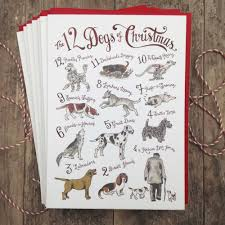 dog christmas cards dog christmas cards for charity delightful original designs