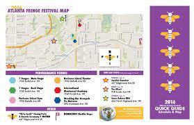 Crime Map Atlanta by Atlanta Fringe Festival 2016 Atlanta Fringe Festival