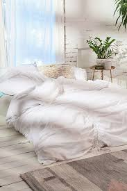 Urban Outfitters Ruffle Duvet Cinched Duvet Cover Urban Outfitters