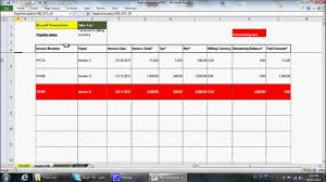 Bookkeeping Templates Excel Simple Excel Bookkeeping Template