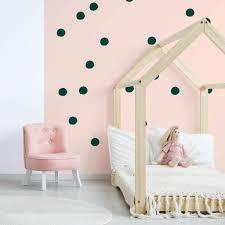 fresque murale chambre bébé fresque murale magnétique odette les claquettes