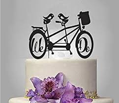 bicycle cake topper cheap design your own cake topper find design your own cake