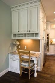 Kitchen Desk With Hutch Kitchen Desk Bloomingcactus Me