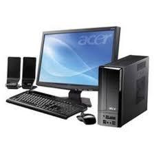 ordinateur acer de bureau pc de bureau acer pc de bureau acer aspire x1430 007ob23