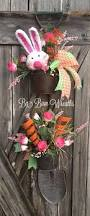 Easter Decorations Wreath by 261 Best Ba Bam Easter Wreaths Images On Pinterest Easter