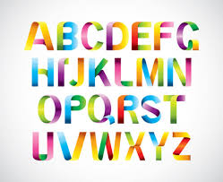 schrift design keywords font design diversity colorful letters