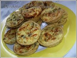 recette de cuisine pour le ramadan tartelettes à la crème fraiche la popotte de silvi