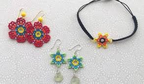 making necklace with bead images Beadwork jpg