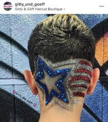 getting an undercut glitter undercut trend is the coolest thing you will see today
