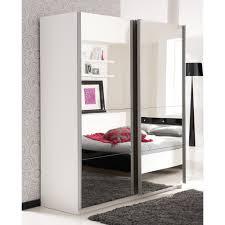 armoire chambre 2 portes armoire chambre 2 portes coulissantes nouveau miroir dans chambre