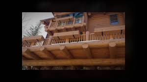log home builders manufacturers and dealers in colorado youtube