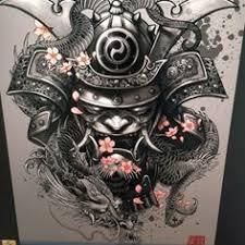 hannya mask samurai tattoo mascara samurai tattoos pesquisa google tattoos pinterest