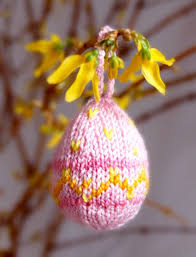 easter egg ornaments purl soho