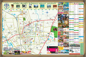 map of hat yai hatyai map big map thailand