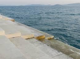Sea Organ Hollie In Spain Croatian Mis Adventures