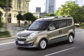 congratulations it u0027s a doblo new opel combo in passenger car and
