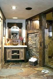 rustic bathroom ideas for small bathrooms log cabin bathroom design ideas rustic bathroom design ideas