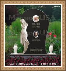 tombstones for memorial stones