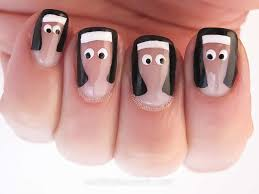 cute halloween nails what u0027s your halloween costume accent nail that accent