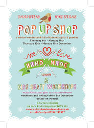 london pop ups u0027we love handmade u0027 pop up shop and kids craft
