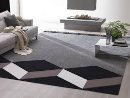 tappeto grande moderno tappeti moderni soggiorno questione di stile tappeti