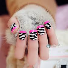 online buy wholesale zebra nail tips from china zebra nail tips