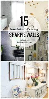 Sharpie Wall Mural 536 Best Walls Images On Pinterest Wall Treatments Board And