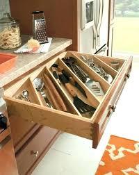 kitchen cabinet knife drawer organizers kitchen cabinet drawer organizers cabinet drawer organizer kitchen