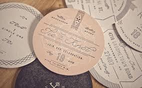 wedding coasters fpo goncharow s coaster wedding invites