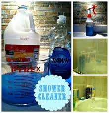Cleaning Laminate Floors With Vinegar And Water Dawn And Vinegar Shower Cleaner Works But The Smell Is Toxic