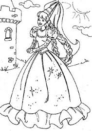 barbie coloring pages black ethnic barbie coloring sheet