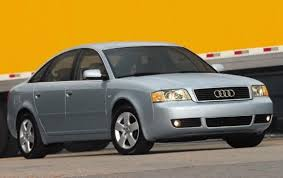 Audi A 6 2003 2004 Audi A6 Information And Photos Zombiedrive