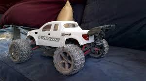Ford Raptor Mini Truck - pro line ford raptor f150 body r c tech forums