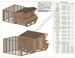 poultry house plans with inside a frame chicken coop 12927