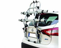 porta bici x auto portabici bici ok 2 per 2 biciclette elettriche per renault captur