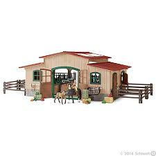 Toy Barn With Farm Animals Item Page Schleich Toys Animals Website Items To Purchase