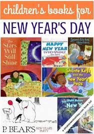 new year book for kids children s books for a happy new year s day rounding child and