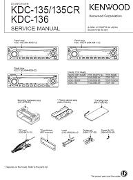 kenwood kdc 136 service manual pdf download