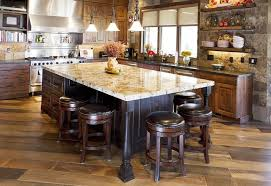 rustic kitchen island rustic kitchen
