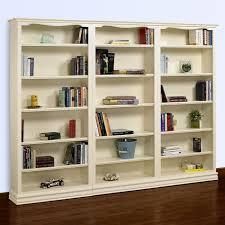 Bookcase In Wall A U0026 E Hampton Bookcase White Hayneedle