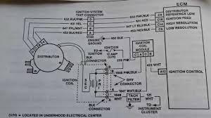 general motors opti spark distrubutor ignition for lt1 u0026 lt4